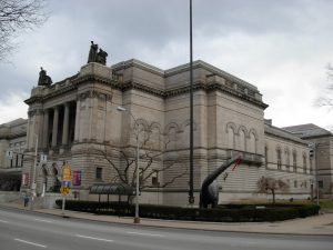 A famous Pittsburgh, PA museum